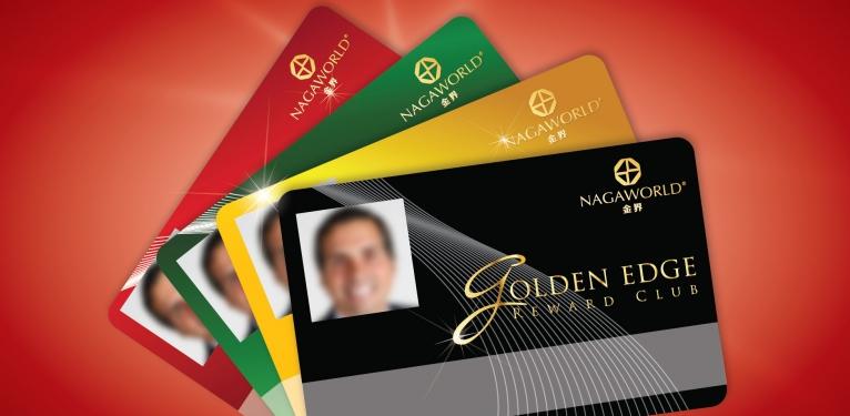 Golden-Edge-Reward-Club-Cards