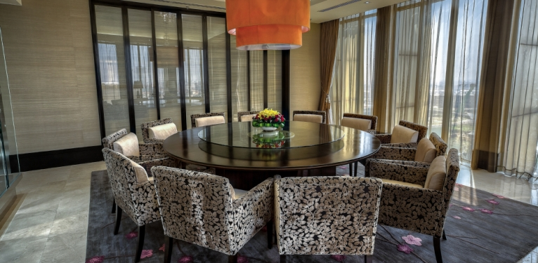 Vimean Penthouse Suite - Dining Room