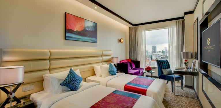 Twin Beds Room 170829_003